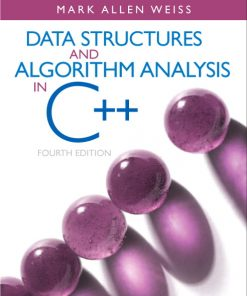 Solution Manual for Data Structures and Algorithm Analysis in C++ 4th Edition Mark A. Weiss