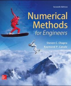 Solution Manual for Numerical Methods for Engineers 7th Edition Steven Chapra