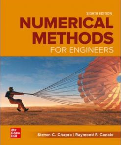 Solution Manual for Numerical Methods for Engineers 8th Edition Steven Chapra