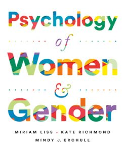 Test Bank for Psychology of Women and Gender 1st Edition Miriam Liss