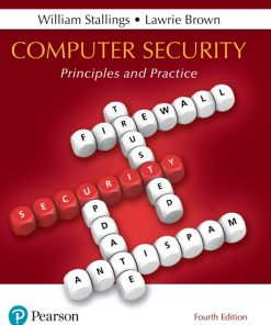 Solution Manual for Computer Security: Principles and Practice 4th Edition Stallings