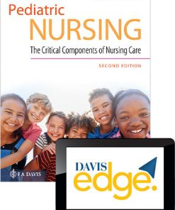 Test Bank for Pediatric Nursing : The Critical Components of Nursing Care 2nd Edition Kathryn Rudd