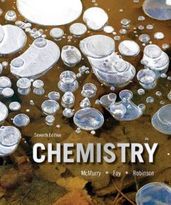 Solution Manual for Chemistry 7th Edition John E. McMurry
