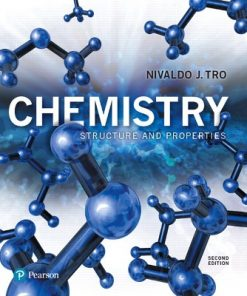 Test Bank for Chemistry: Structure and Properties 2nd Edition Nivaldo J. Tro