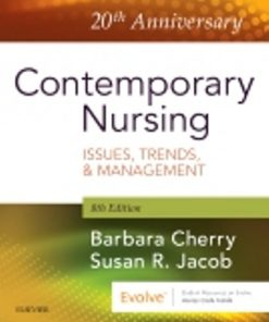 Test Bank for Contemporary Nursing 8th Edition by Cherry