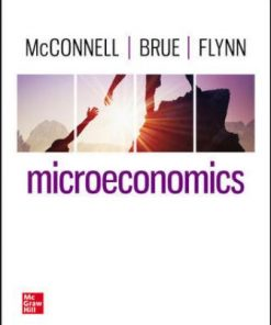 Test Bank for Microeconomics 22nd Edition Campbell McConnell