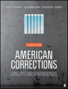 Test Bank for American Corrections Concepts and Controversies 2nd Edition Krisberg
