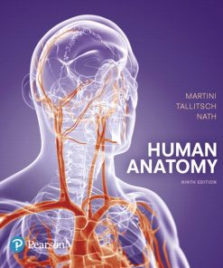 Test Bank for Human Anatomy 9th Edition Frederic H. Martini