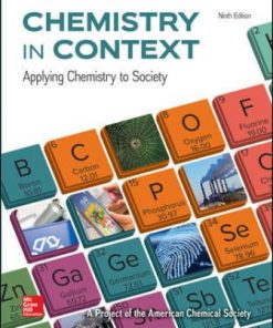 Test Bank for Chemistry in Context 9th Edition American Chemical Society
