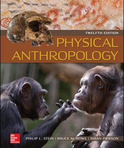 Test Bank for Physical Anthropology 12th Edition Stein