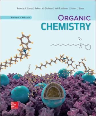 Test Bank for Organic Chemistry 11th Edition Francis Carey