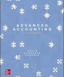 Test Bank for Advanced Accounting 14th Edition Joe Ben Hoyle