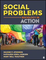 Test Bank for Social Problems Sociology in Action 1st Edition Maxine P. Atkinson
