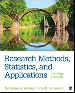Solution Manual for Research Methods, Statistics, and Applications 2nd Edition Adams