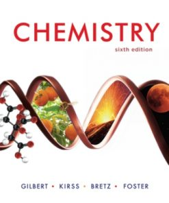 Solution Manual for Chemistry 6th Edition Gilbert