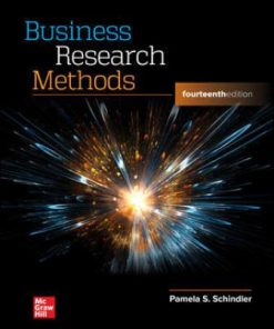 Test Bank for Business Research Methods 14th Edition Schindler
