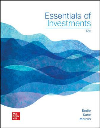 Test Bank for Essentials of Investments 12th Edition Bodie