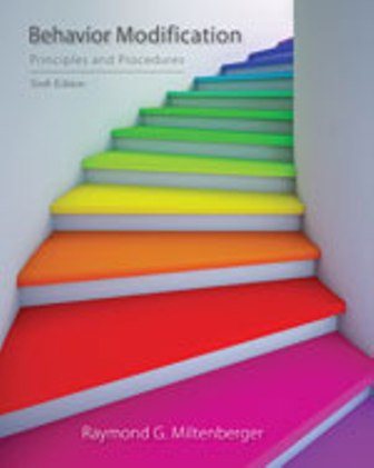 Test Bank for Behavior Modification: Principles and Procedures 6th Edition Miltenberger