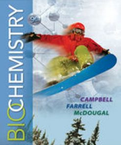 Test Bank for Biochemistry 9th Edition Campbell