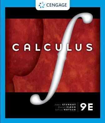 Solution Manual for Calculus 9th Edition Stewart