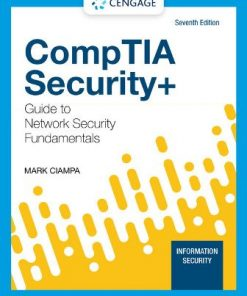 Solution Manual for CompTIA Security+ Guide to Network Security Fundamentalsm 7th Edition Ciampa