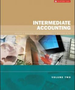 Solution Manual for Intermediate Accounting Volume 2 Updated Edition 7th Edition Beechy
