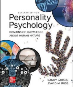 Test Bank for Personality Psychology: Domains of Knowledge About Human Nature 7th Edition Larsen