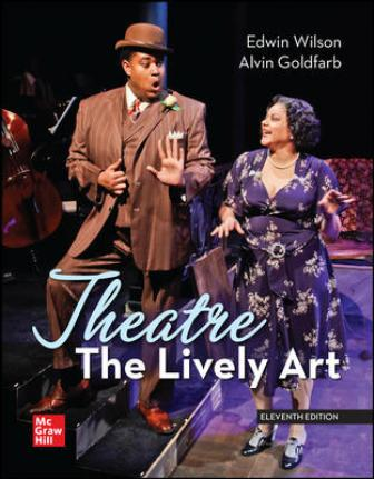 Test Bank for Theatre: The Lively Art 11th Edition Wilson
