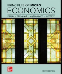 Test Bank for Principles of Microeconomics 8th Edition Frank
