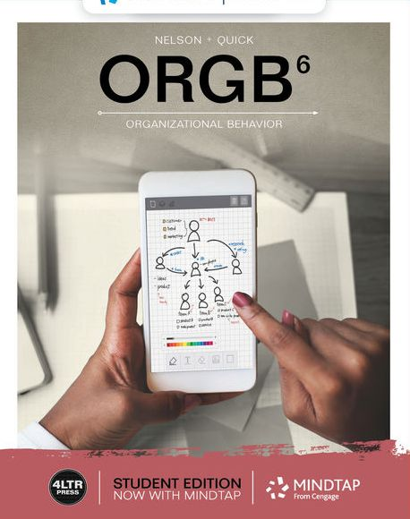 Solution Manual for ORGB 6th Edition Nelson