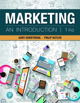 Solution Manual for Marketing: An Introduction 14th Edition Armstrong