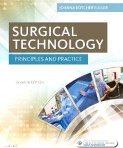 Test Bank for Surgical Technology 7th Edition Kotcher