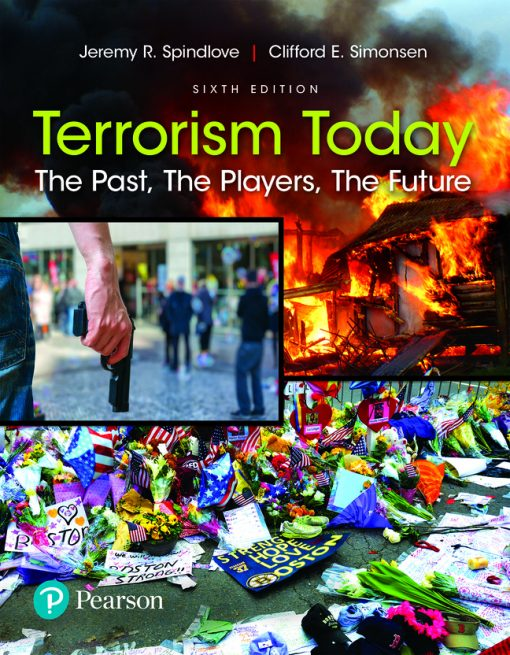 Test Bank for Terrorism Today: The Past The Players The Future 6th Edition Spindlove