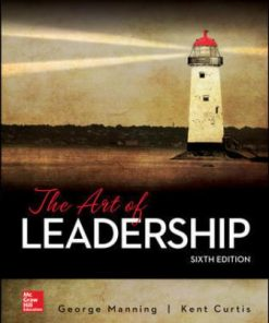 Test Bank for The Art of Leadership 6th Edition Manning