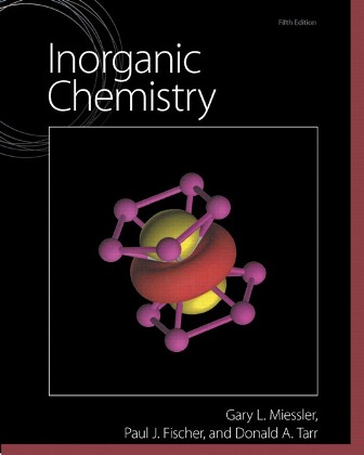 Solution Manual for Inorganic Chemistry 5th Edition Miessler