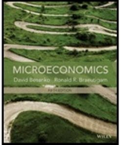 Solution Manual for Microeconomics 5th Edition Besanko