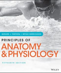 Test Bank for Principles of Anatomy and Physiology 15th Edition Tortora