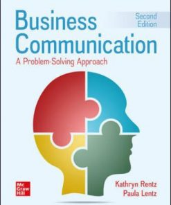 Test Bank for Business Communication 2nd Edition Rentz