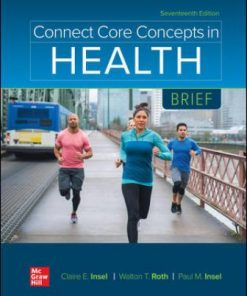 Solution Manual for Connect Core Concepts in Health BRIEF 17th Edition Insel