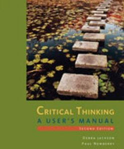 Test Bank for Critical Thinking 2nd Edition Jackson