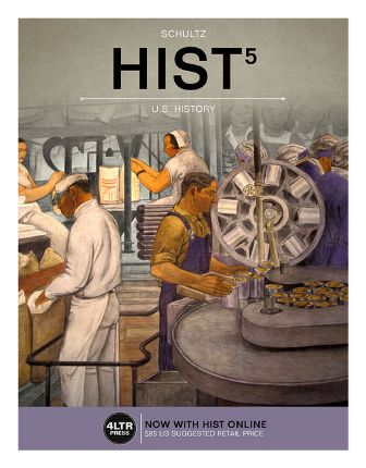 Test Bank for HIST 5th Edition Schultz