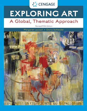 Test Bank for Exploring Art: A Global Thematic Approach Revised 5th Edition Lazzari