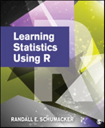 Test Bank for Learning Statistics Using R 1st Edition Schumacker