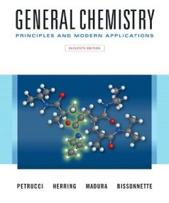 Solution Manual for General Chemistry 11th Edition Petrucci