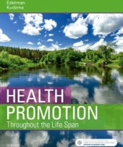 Test Bank for Health Promotion Throughout the Life Span 9th Edition Edelman