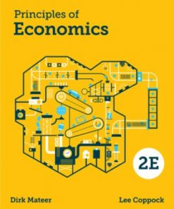 Test Bank for Principles of Economics 2nd Edition Coppock