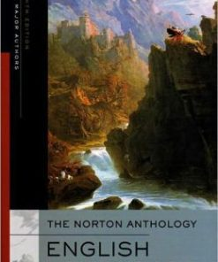 Test Bank for The Norton Anthology of English Literature 8th Edition Greenblatt