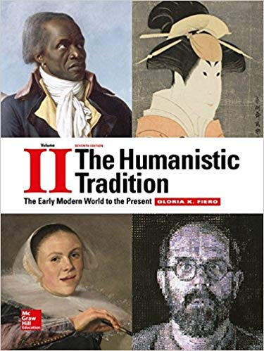 Test Bank for The Humanistic Tradition Volume 2: The Early Modern World to the Present 7th Edition Fiero