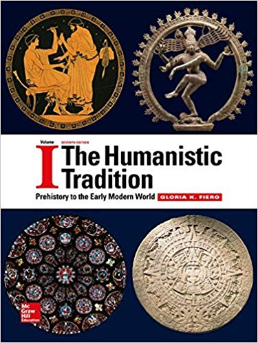 Test Bank for The Humanistic Tradition Volume 1: Prehistory to the Early Modern World 7th Edition Fiero