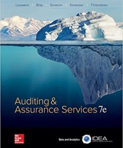 Solution Manual for Auditing and Assurance Services 7th Edition Louwers